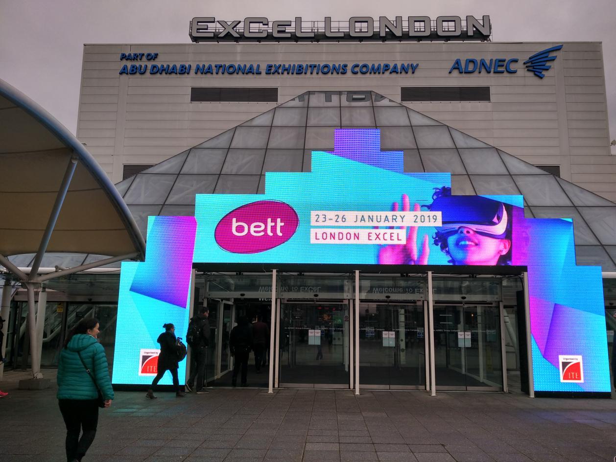 iBoard Shares Seamless EdTech at BETT SHOW, 2019_iboard